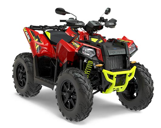 Scrambler® XP 1000 EPS